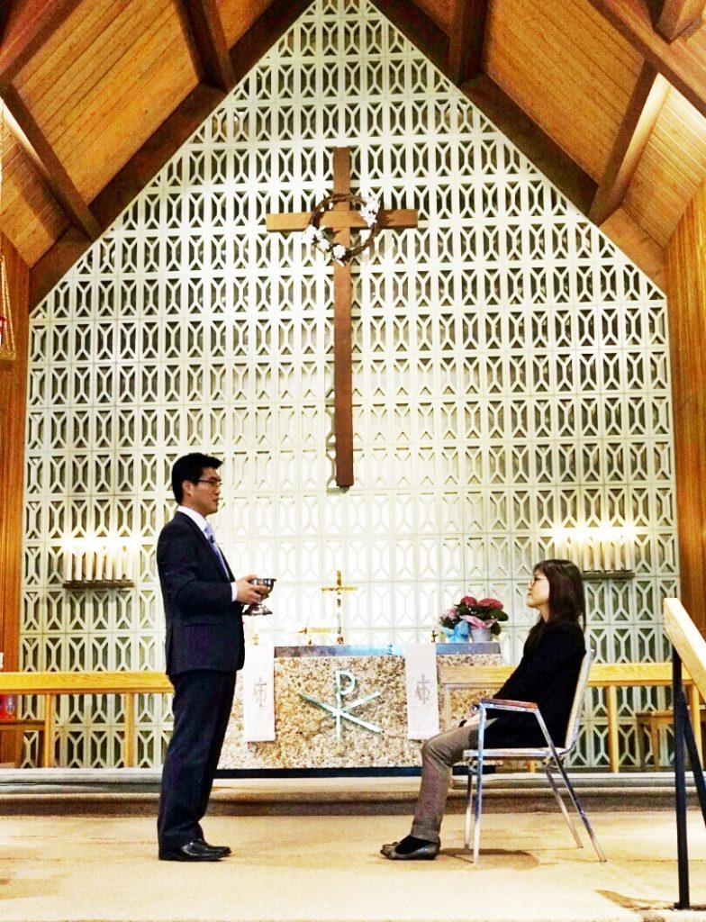 2015 부활절 세례식 1