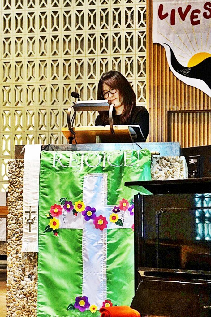2015 부활절 세례식 3
