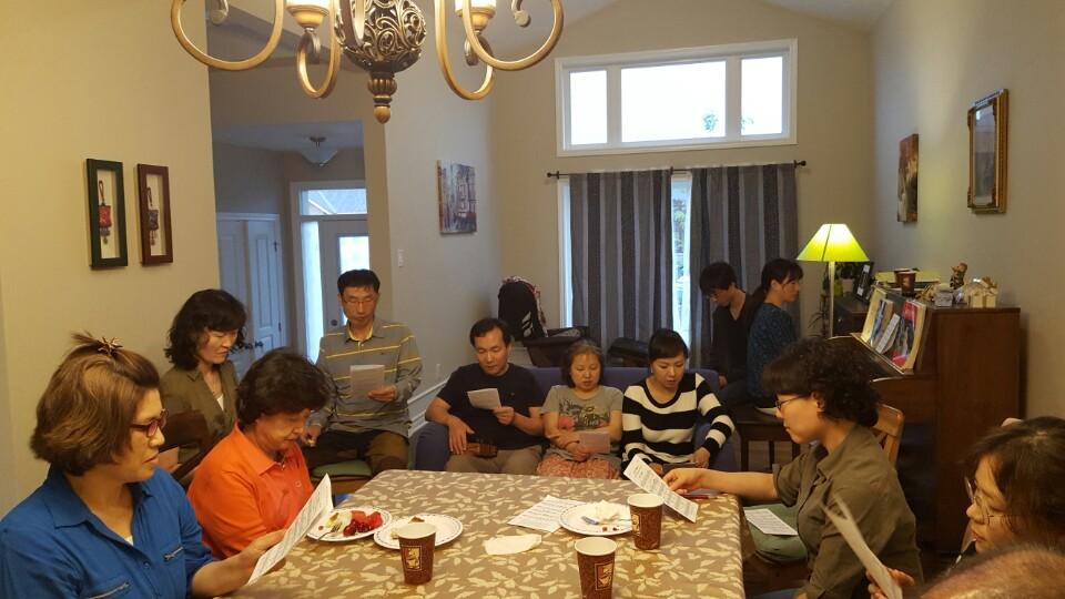 2016 7월 새소망 가족모임 3